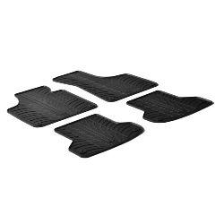Set tappeti su misura in gomma -  Audi A3 3p (05/0306/08) -  Audi A3 3p (07/0808/12) -  Audi A3 Cabriolet (04/0802/14) -  Audi A
