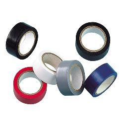 Nastri isolanti adesivi omologati in PVC plastificato, set 6 pz